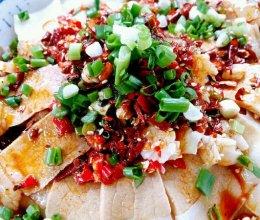 李孃孃爱厨房之一一蒜泥白肉(凉拌肉)的做法