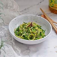 辣炒萝卜丝#金龙鱼营养强化维生素A 新派菜油#