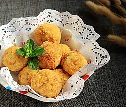 【首发】剩饭的华丽变身 榨菜米饭丸子--乌江榨菜的做法