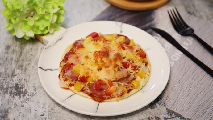 鳗鱼披萨(日偏食披萨)