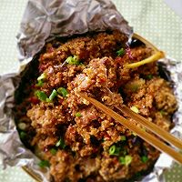 琳子私房粉蒸小排(自配腌料,米粉)的做法图解16