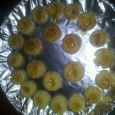 空气炸锅版果酱饼干的做法 步骤8