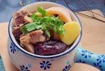 缅甸新葡京猪腰莲藕汤的做法