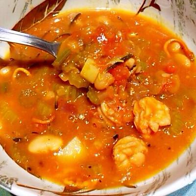 意大利蔬菜浓汤