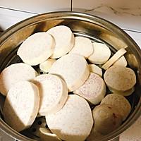 芋泥蛋糕卷+芋泥麻薯+芋泥奶茶的做法图解1