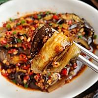 #花10分钟,做一道菜!#凉拌茄子的做法图解14