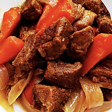 健康版红烧羊肉