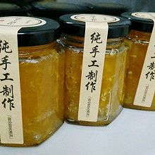 菠萝果酱(果茶)