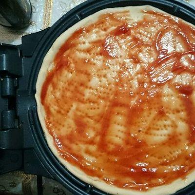 披萨的做法 步骤2