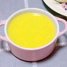 #我的养生日常-远离秋燥#小米玉米汁