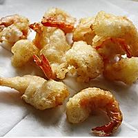 软炸凤尾虾的做法图解7