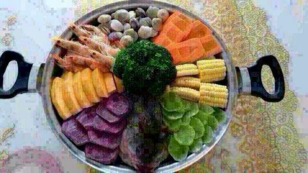 """食尚健康新美食""""一锅十三莱""""的做法"""