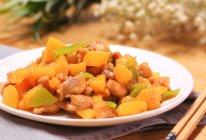 酸甜菠萝炒鸡丁-迷迭香的做法
