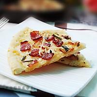 土豆培根披萨的做法图解14