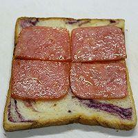 口袋三明治#百吉福食尚达人#的做法图解3