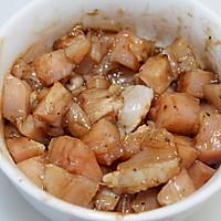 黑椒洋葱炒鸡丁的做法图解3