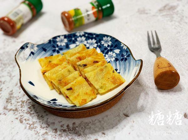 香煎土豆丝饼的做法