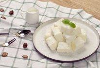 牛奶椰丝小方的做法