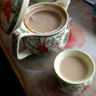 超简单奶茶下午茶