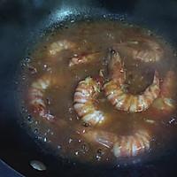 油闷大虾的做法图解6