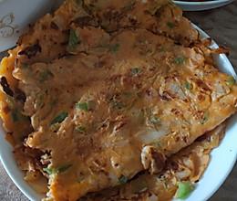 韩国泡菜饼的做法