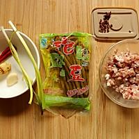 #秋天怎么吃#酸豆角肉末的做法图解1