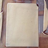 黑纹奶酪饼干的做法图解10