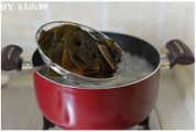 冬瓜海带排骨汤的做法图解6