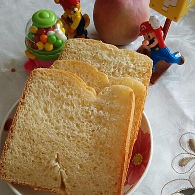液种奶香面包(简单美味)