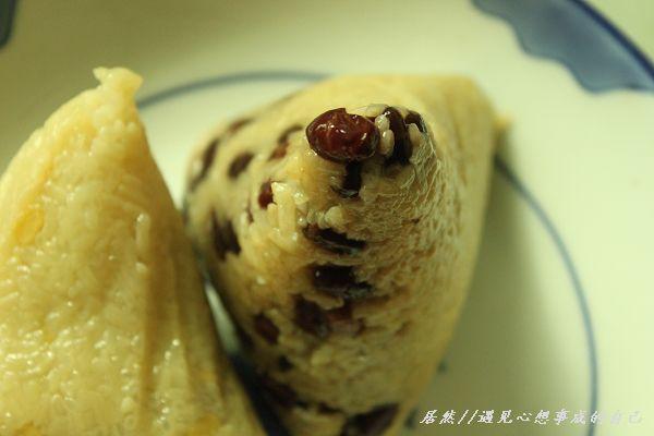 经典版果蒸与咸肉粽子的做法