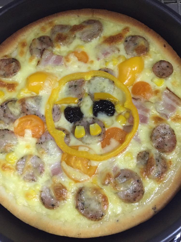 创意披萨的做法图解5