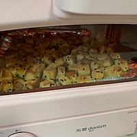 #花10分钟,做一道菜!#香烤吐司丁的做法图解8