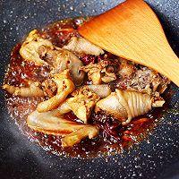 #就是红烧吃不腻!#土鸡土豆粉条一锅炖的做法图解8