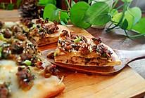 土家掉渣烧饼和千层肉饼——大喜大牛肉粉试用的做法