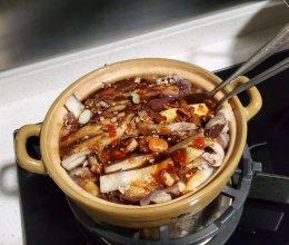 肉沫茄子煲的做法