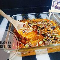 减脂期的甜品——南瓜焗燕麦#蒸派or烤派#