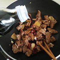 白萝卜炖牛肉的做法图解5