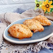 #秋天怎么吃#香蕉芝士饺子