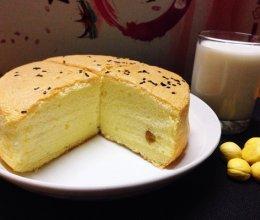 葡萄干蛋糕的做法
