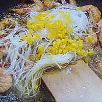 WAUGH'S泰式咖喱粉丝虾的做法图解4