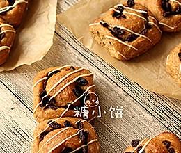 【全麦葡萄干面包卷】的做法
