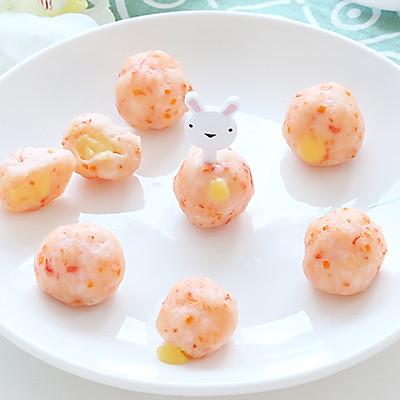 好吃到爆的奶酪虾丸 宝宝辅食微课堂