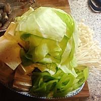 韩国海鲜汤的做法图解2