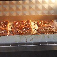 香烤豆腐的做法图解5