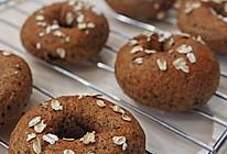 50%黑麦贝果 Rye Bagel健康低脂 减肥的碳水救赎的做法