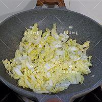 娃娃菜鸡蛋汤的做法图解4