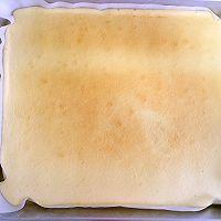 蓝莓蛋糕卷#haollee烘焙课堂#的做法图解17