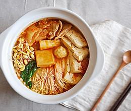 泡菜锅/辣白菜锅的做法