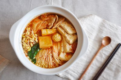 泡菜锅/辣白菜锅