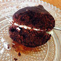 奶油巧克力派#松下烘焙魔法世界#的做法图解13